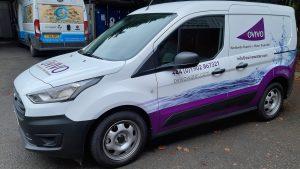 Vehicle livery & window graphics