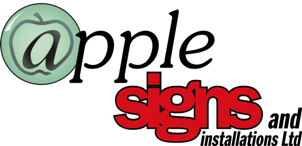 Apple Signs logo